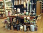 collection of traditional & flameless candles